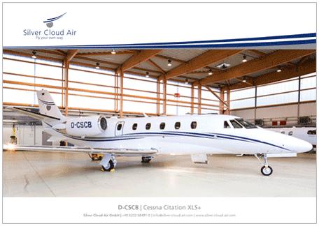 Factsheet D-CSCB-Cessna-Citation-XLS+