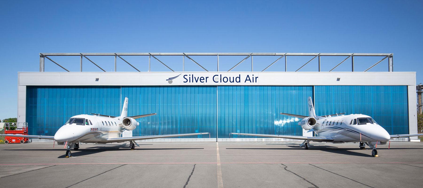 Silver Cloud Air - Hangar
