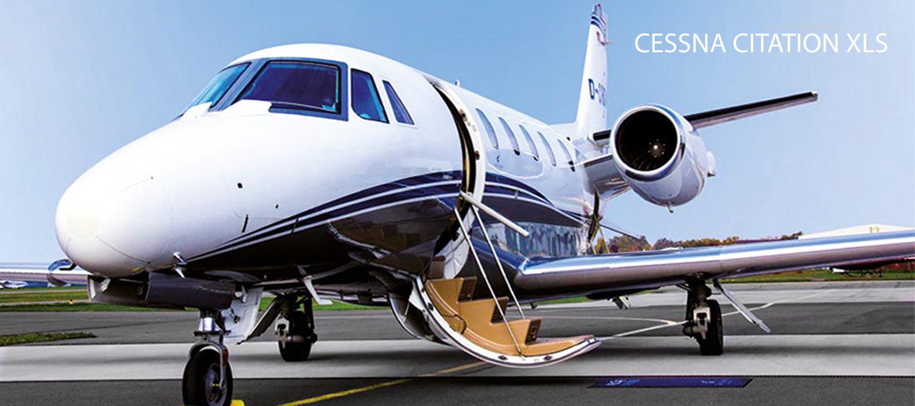 Cessna Citation XLS von außen